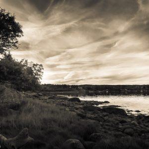 Graves Island in Nova Scotia